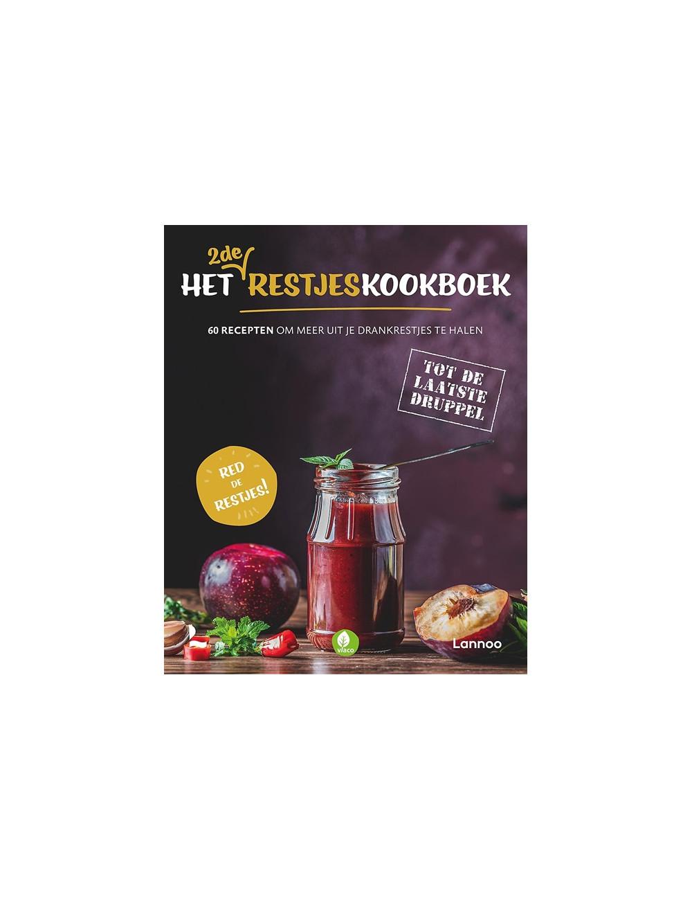 Boek | het 2de restjeskookboek