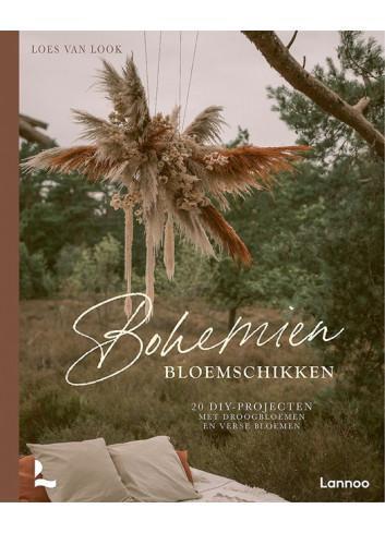 Boek | bohemien bloemschikken