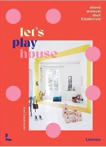 Boek | let's play house