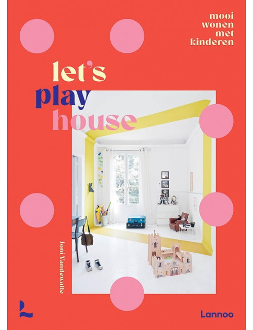 Boek | let's play house