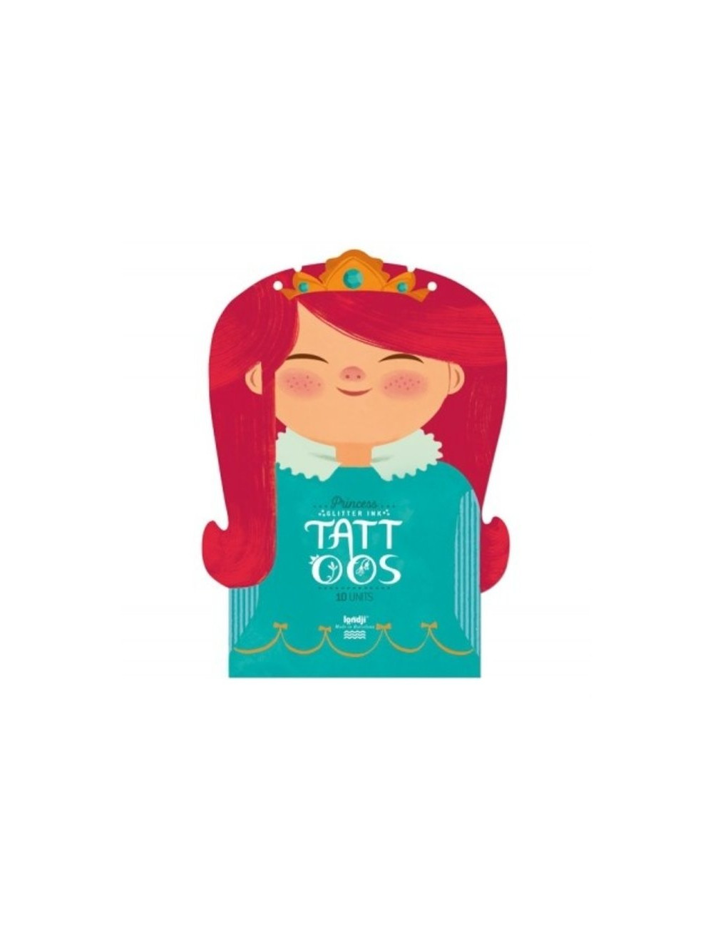 Tattoos (set van 10) | Princess