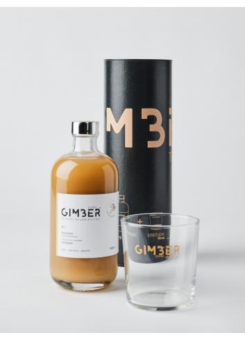 Gimber Cadeauset met Glas | 500ml