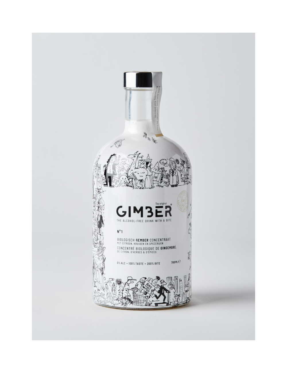 Gimber Kroll Limited Edition | 700ml