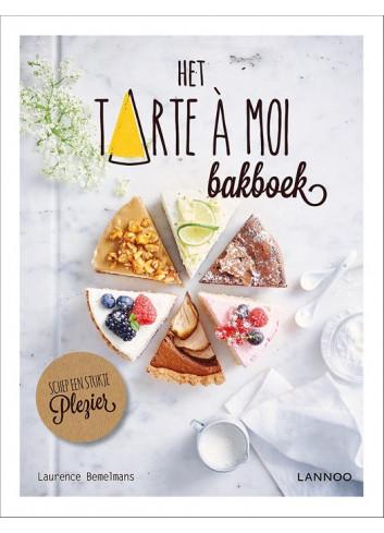 Boek | het tarte à moi bakboek