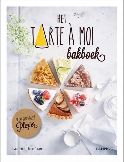 Boek   het tarte à moi bakboek