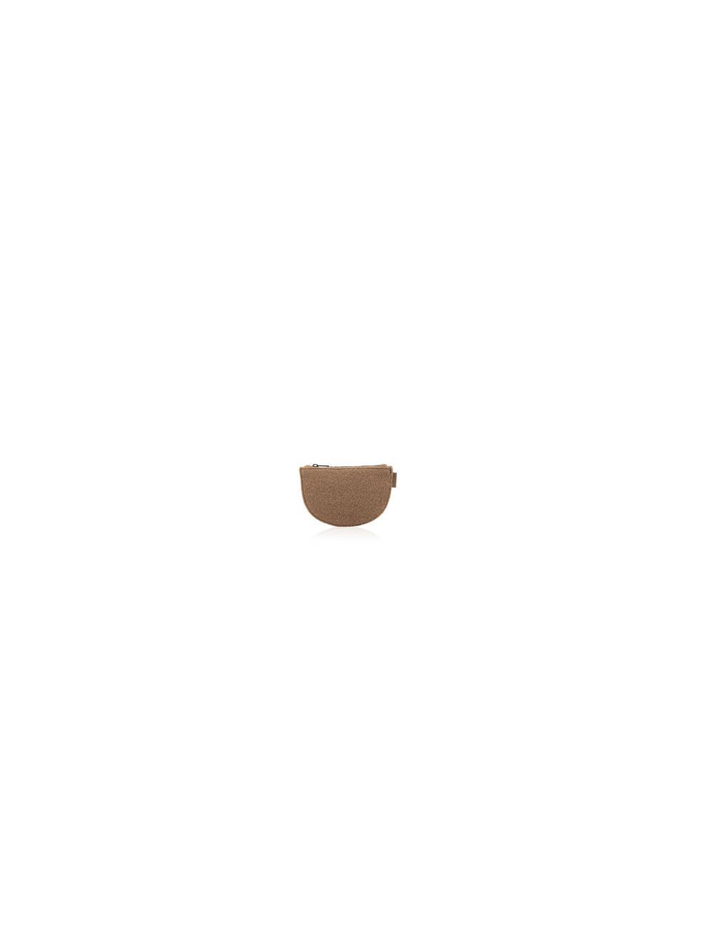 Portemonnee Half Moon | cacao