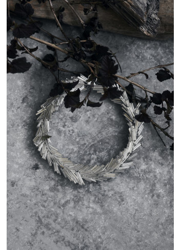 Krans Circle | zilver