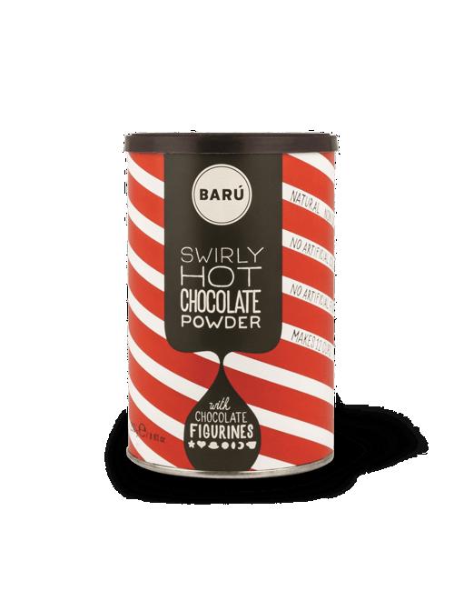 Barú Swirly Hot Chocolate Powder (250g)