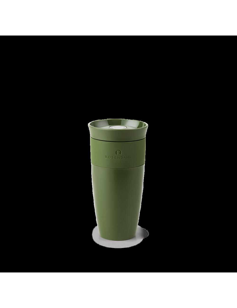 Koffiebeker To-Go 28cl | olijfgroen