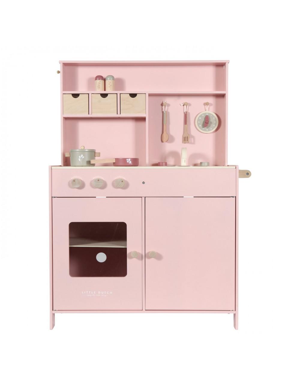 Houten Speelkeuken | roze
