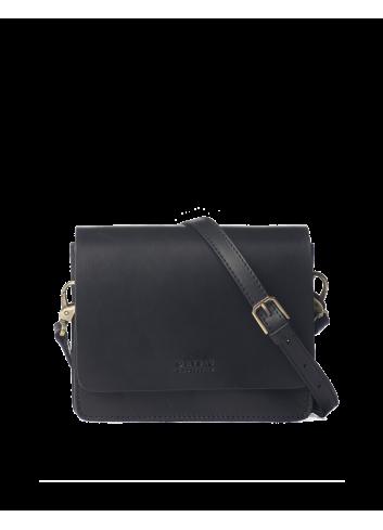 Handtas Audrey Mini | black classic leather