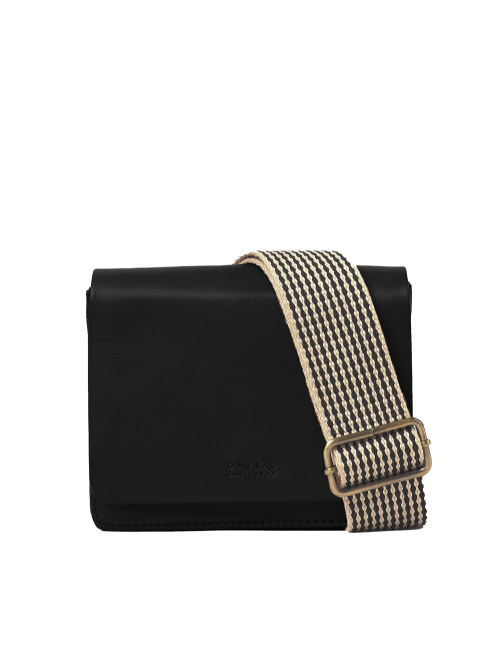 Handtas Audrey Mini | black classic leather