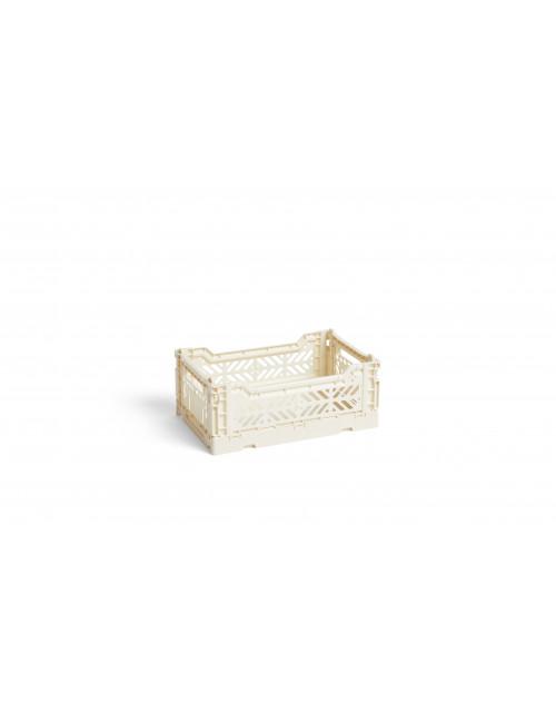 Plooibox Small | off-white