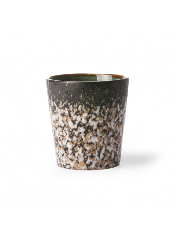 Ceramic 70's Koffiebeker | mud