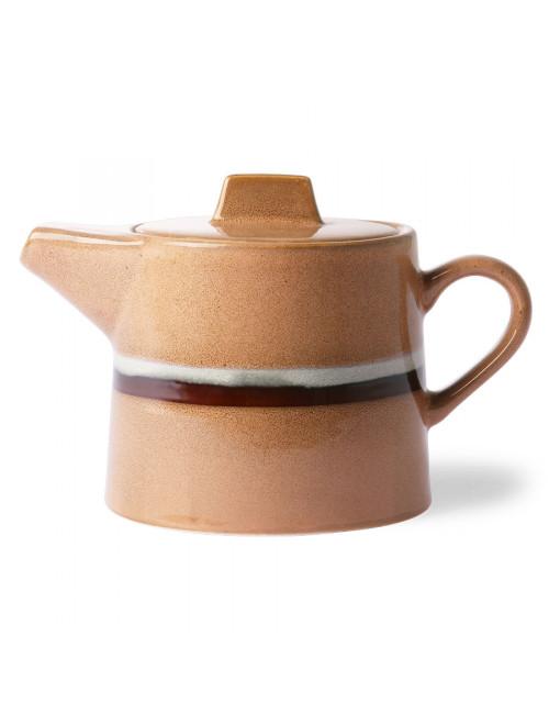 70s Ceramic Theepot | stream