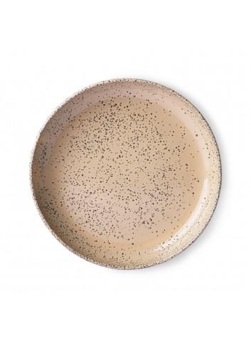 Gradient Ceramics Diep Bord (set van 2) | taupe