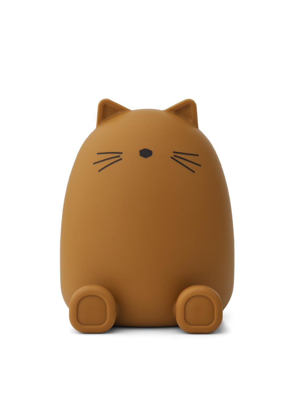 Spaarpot Palma | kat mustard