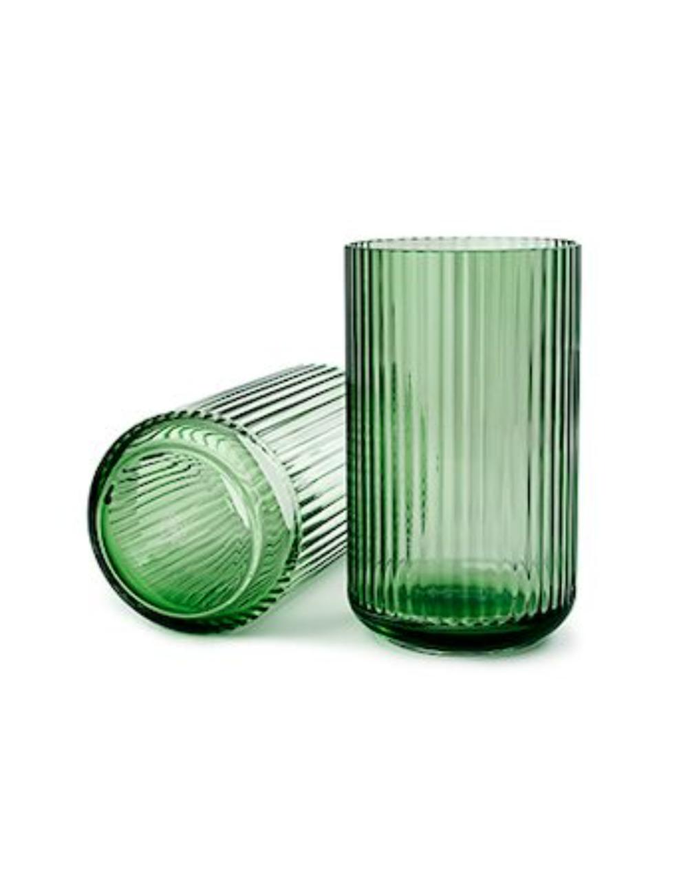 Glazen Vaas | groen