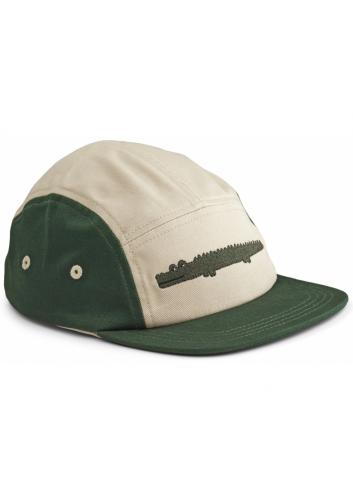 Pet Rory | krokodil/garden green mix