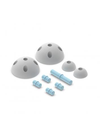 Half Ball Kit | blauw