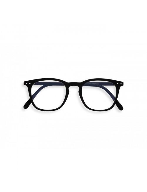 Computerbril E | zwart
