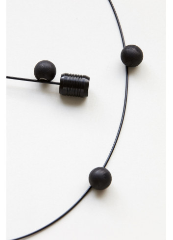 Fotokabel met Magneetjes | zwart