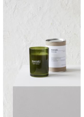 Geurkaars | green herbal
