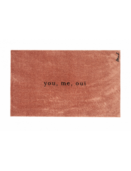Mat Amor Touch (indoor) | you, me, oui