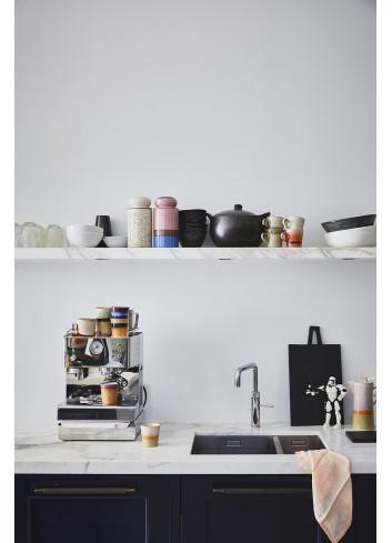 70's Ceramics Voorraadpot | tropical