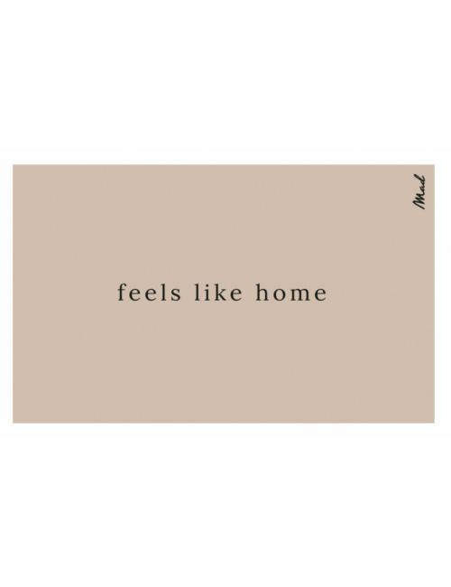 Mat Amber Scraper (outdoor) | feels like home