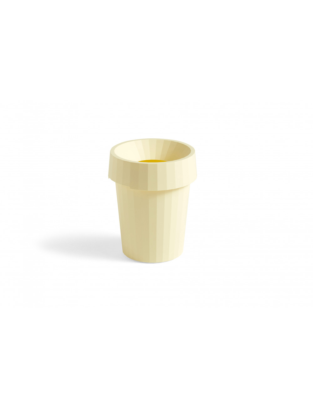 Vuilbak Shade Bin 14L | soft yellow