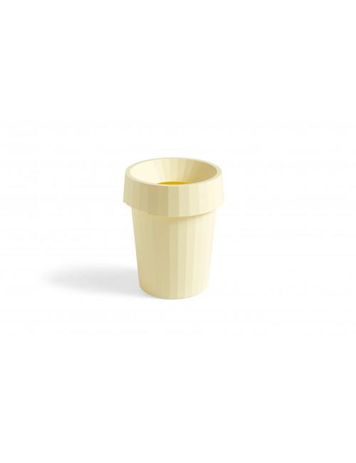 Vuilbak Shade Bin 14L | soft yellow