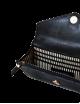 Portemonnee Pixies Envelope | classic croco zwart