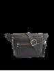 Heuptasje Beck's Bum Bag | zwart croco classic