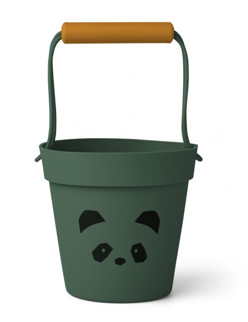 Emmertje Linda | panda garden green mix