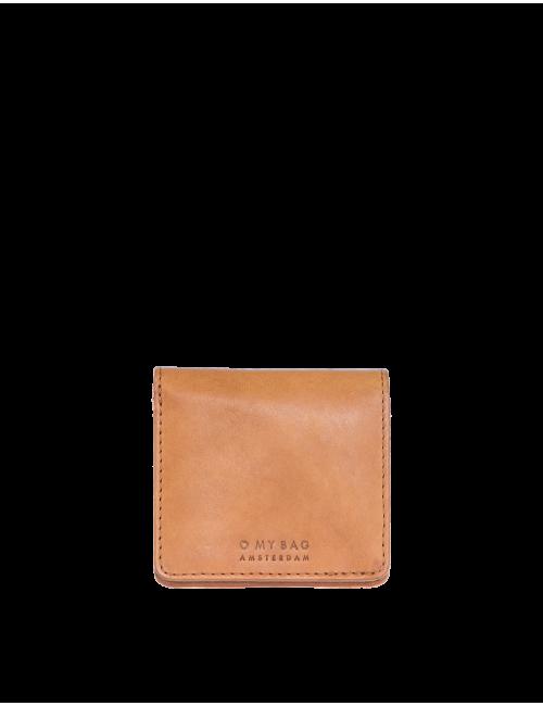 Alex Fold-Over Portemonnee | camel classic leather
