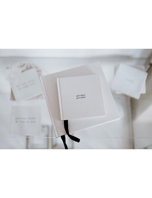Notitieboekje | gebrabbel gekrabbel