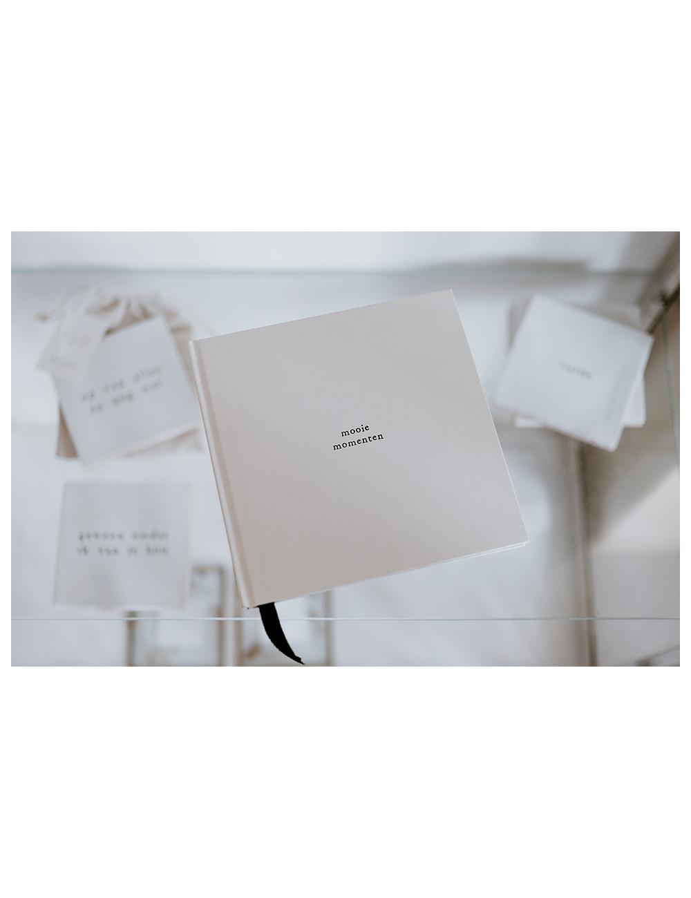 Notitieboekje | mooie momenten