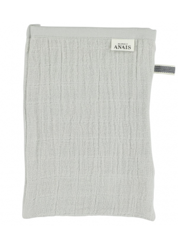 Tetra washandjes (set van 2) | bliss grey