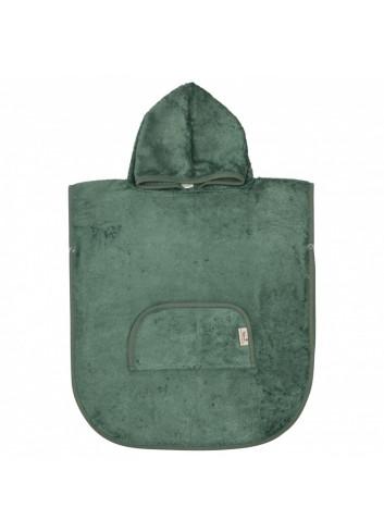 Poncho | aspen green