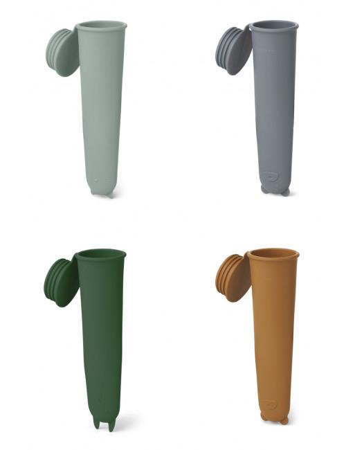 IJsvormpjes Elisa | groene multi mix