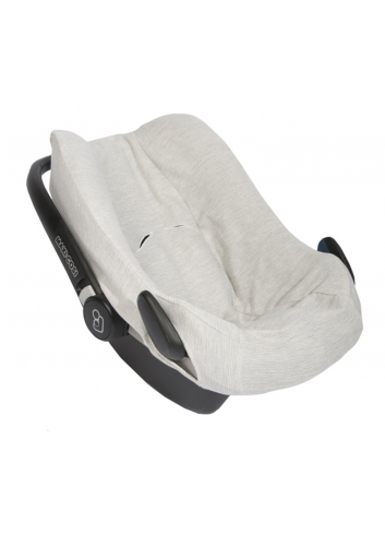 Overtrek Maxi-Cosi Pebble (Plus) / Rock - powder stripes