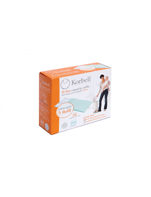 Navulling Pamperemmer 15l | 1 pack