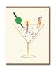 Wenskaart Happy Birthday | have a drink on us