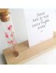 Memory shelf met kaart | small/soms heb je wat extra liefde nodig