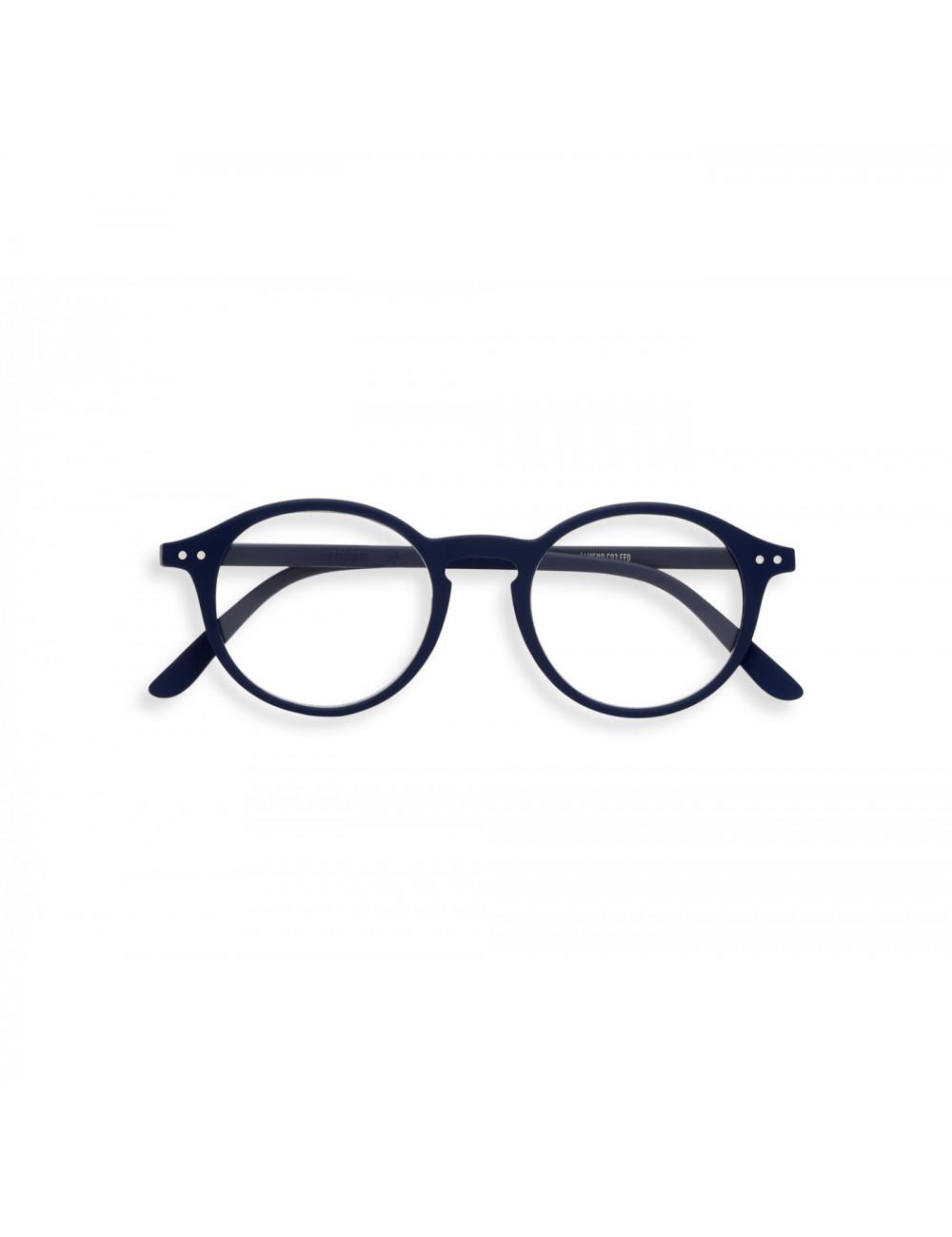 Leesbril D| navy blauw