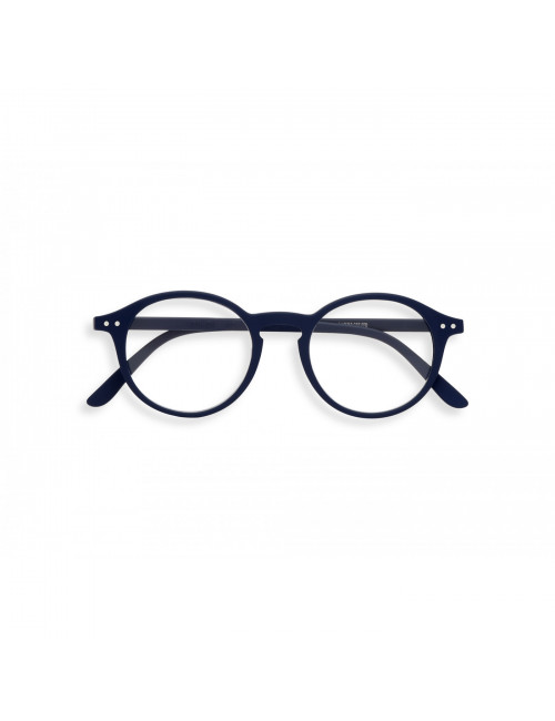 Leesbril D  navy blauw