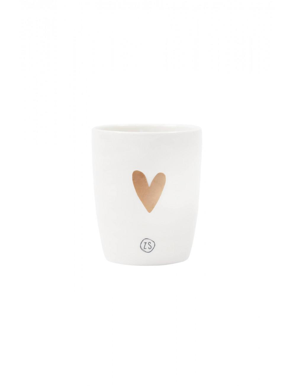 Espresso Kopje | goud hartje