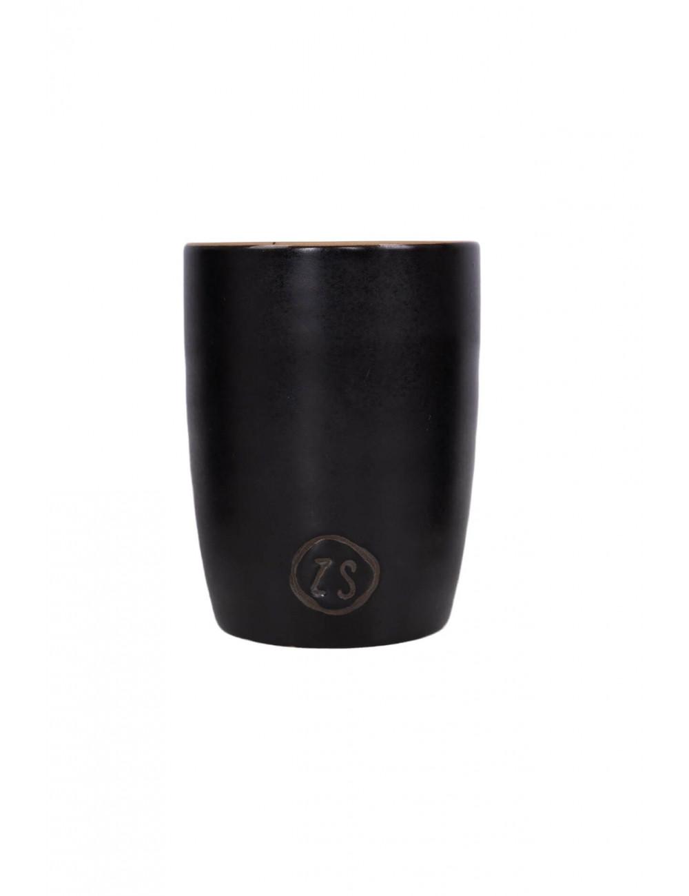 Koffiekopje | zwart