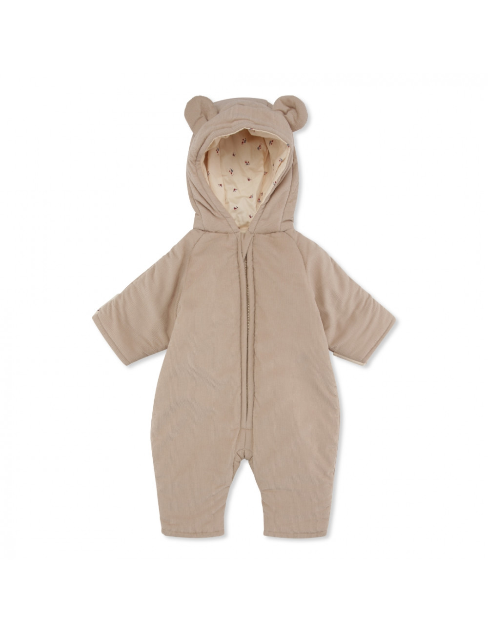 Teddy Suit Deux | moonlight/bloom red blue